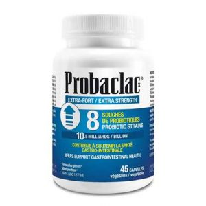 Probiotic Extra Strength Probaclac – 45 capsules