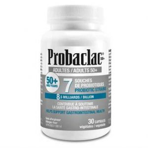 Probiotic for Adults 50 years and older Probaclac – 30 capsules