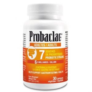 Probiotic for Adults Probaclac – 30 capsules