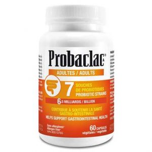 Probiotic for Adults Probaclac – 60 capsules
