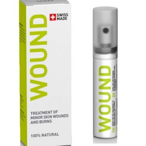 WOUND: Natural Self Treatment For Wounds